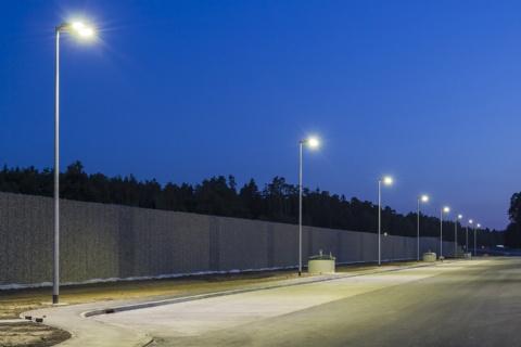 Beleuchtung Parkplatz | Auergrundel D Corlight